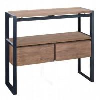 Foto van Console table, 2 drawers, 1 open rack