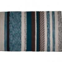Foto van Carpet Norway blue 200 x 300 cm