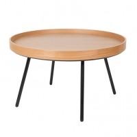 Foto van Side table Oak Tray L