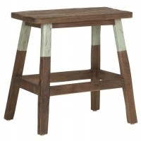 Foto van Stool bob, green