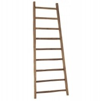 Foto van Ladder high large