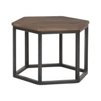 Foto van Coffee table hexagon small