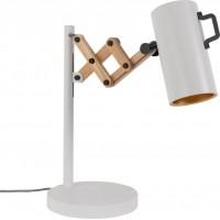 Table lamp flex white