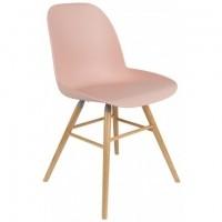 Foto van Albert kuip chair old pink 2 st.