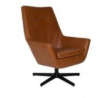 Foto van Don lounge chair cognac