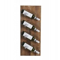 Foto van Hanging wine rack merlot