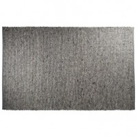 Foto van Carpet Pure light grey 160 x 230 cm