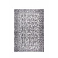 Malva carpet 170x240 Dark grey