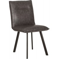 Foto van Montana side chair grey ( set van 2) RI