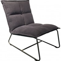 Foto van Lounge chair Cloud Charcoal