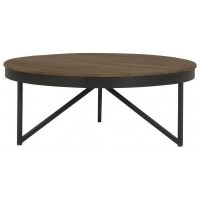Foto van Coffee table round XL FD
