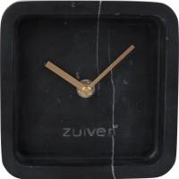 Foto van Clock luxury time marble black