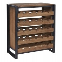 Foto van Wine cabinet, 5 drawers