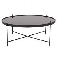 Foto van Side table cupid black XL