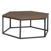Foto van Coffee table hexagon large