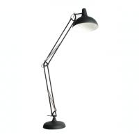 Foto van Office vloerlamp zwart