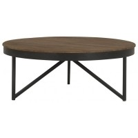 Foto van Coffee table round large FD