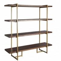 Foto van Wandkast Class shelf 4 planken