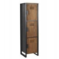 Foto van Locker small, 3 doors