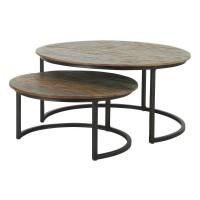 Foto van Side table wilson avenue - set of 2