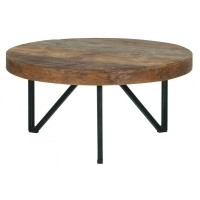 Foto van Coffee table round NO.2 Ø70 cm