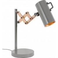 Table lamp flex grey