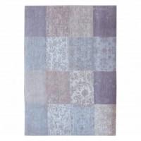 Foto van Cameo vloerkleed Patchwork Lavender 230 x 330 cm