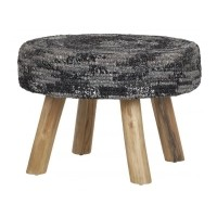 Foto van Stool earl grey large