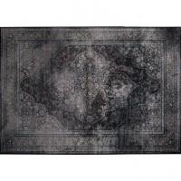 Foto van Rugged carpet donker 170 x 240 cm