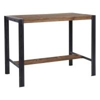 Foto van Bar table rectangular 140 x 80 cm