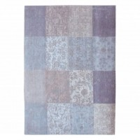 Foto van Cameo vloerkleed Patchwork Lavender 230 x 230 cm