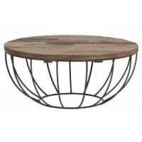 Foto van Coffee table Madison medium black