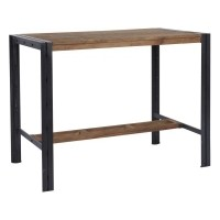 Foto van Bar table rectangular 120 x 80 cm