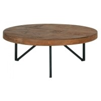 Foto van Coffee table round NO.2 Ø90 cm SU
