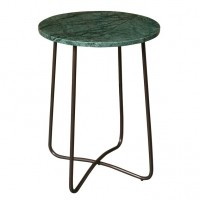 Foto van Emerald side table