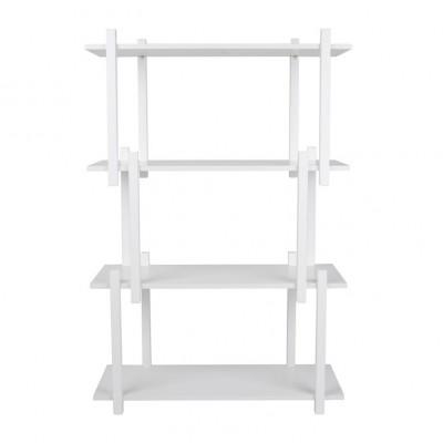 Build Shelf Cabinet 4 planken