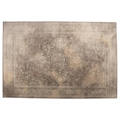 Rugged carpet licht 170 x 240 cm