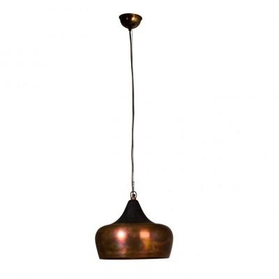 Coco pendant lamp koper