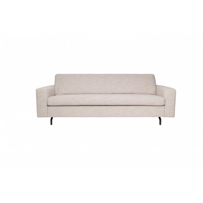 Jean sofa 2,5-seater latte