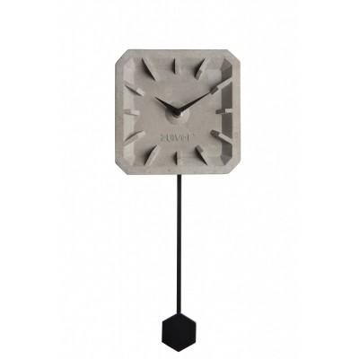 Clock tiktak time black