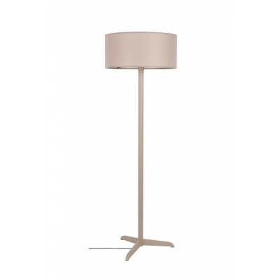 Shelby vloerlamp taupe