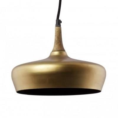 Sparkle hanglamp mat goud