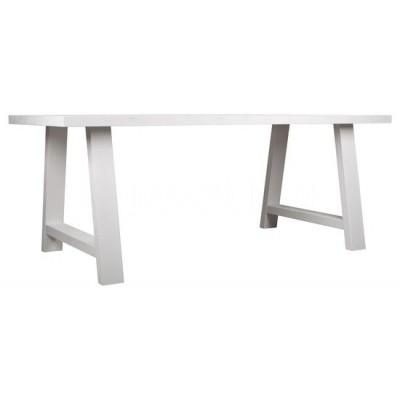 Table Framed 180 x 85 white