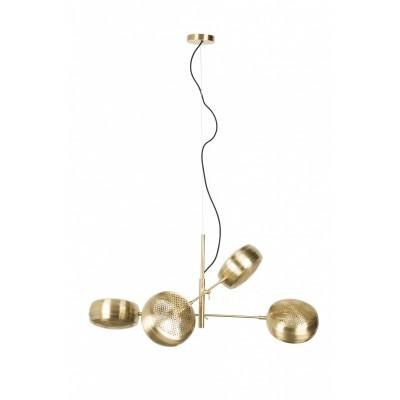 Gringo pendant lamp multi brass