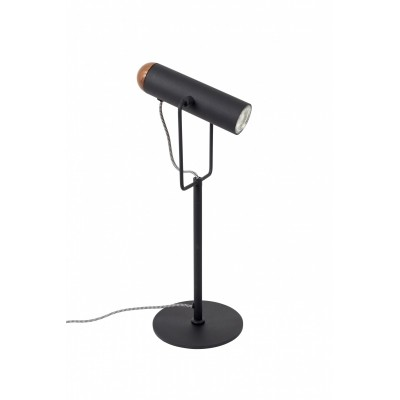 Marlon tafellamp zwart