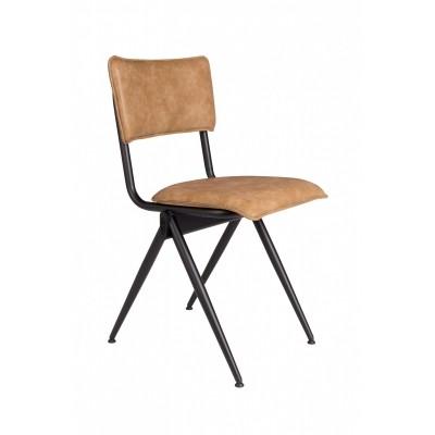 Willow chair mocha (bruin) - set van 2
