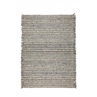 Frills karpet grijs/blauw