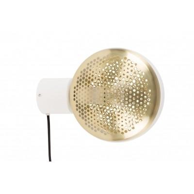 Gringo wall lamp white
