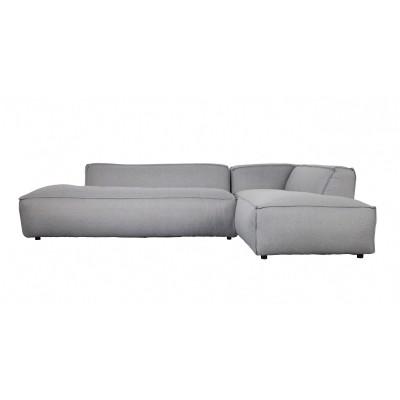 Sofa Fat Freddy rechts light grey 91