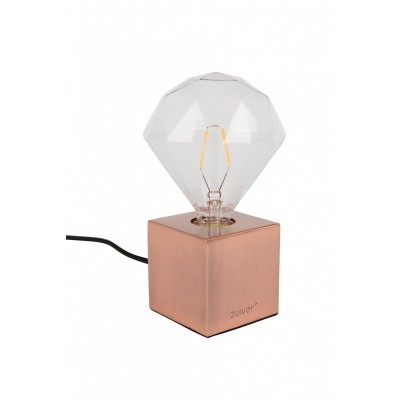 Bolch Table lamp copper